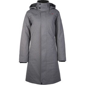 Y by Nordisk Tana Elegant Down Insulated Coat Women, smoke/blck